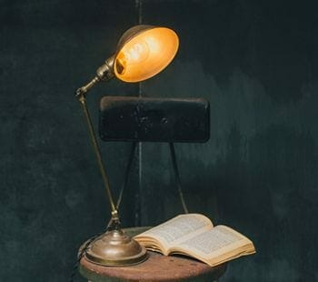 articulated faries lamp