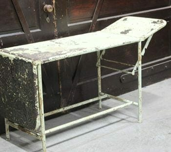 vintage exam table