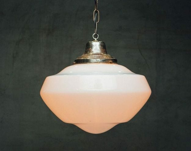 extra large schoolhouse light fixture
