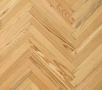 herringbone heart pine flooring