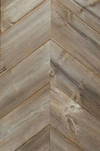 antique white pine barn siding chevron barn door