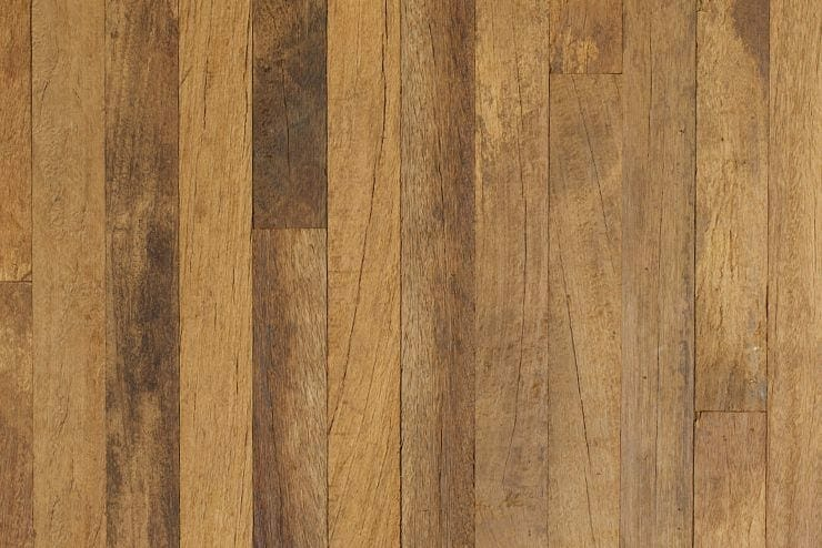 Old Face Narrow Width Ipe Paneling