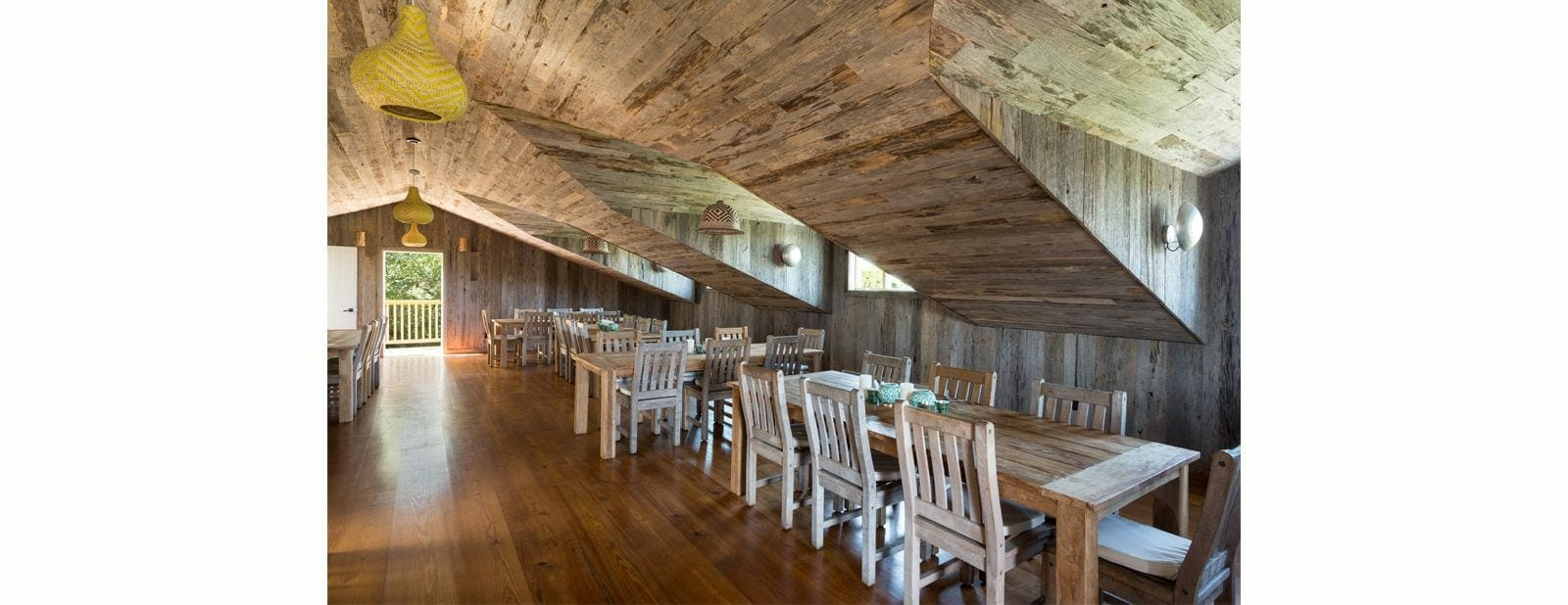 crows nest montauk private dining room