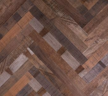 reclaimed indonesian mix herringbone tamarind