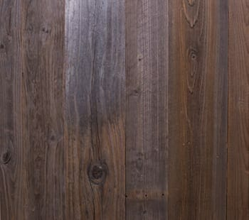 brown grey redwood paneling
