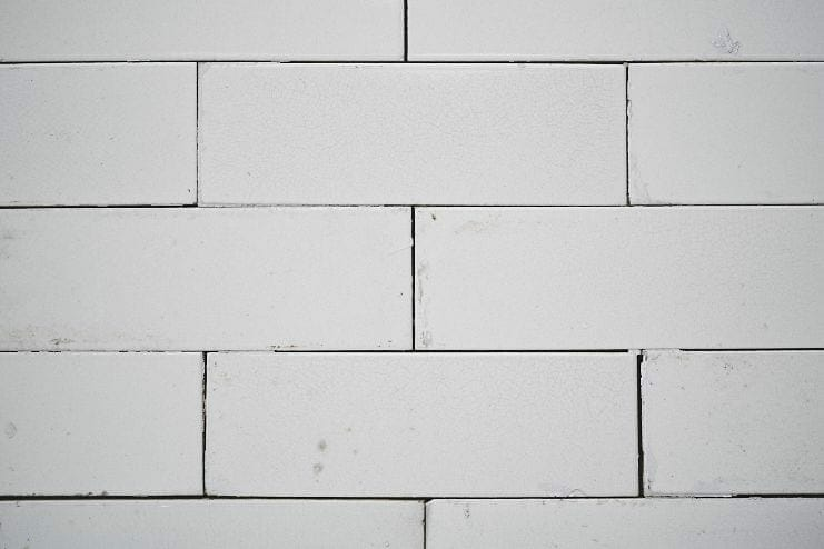 2x6 Reclaimed White Subway Tile Provenance