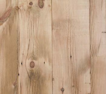reclaimed resawn white pine