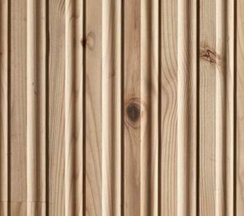 sinker pine paneling