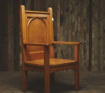 deacon chair