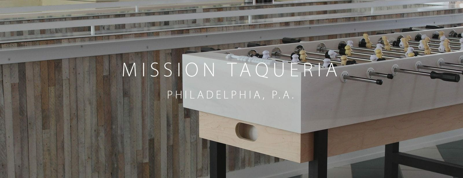 Mission Taqueria