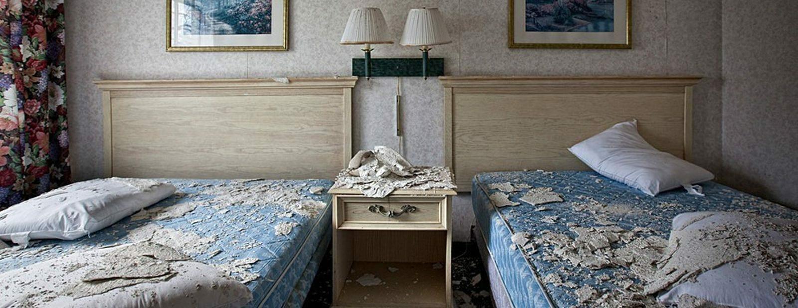 Abandoned America Fallside Hotel