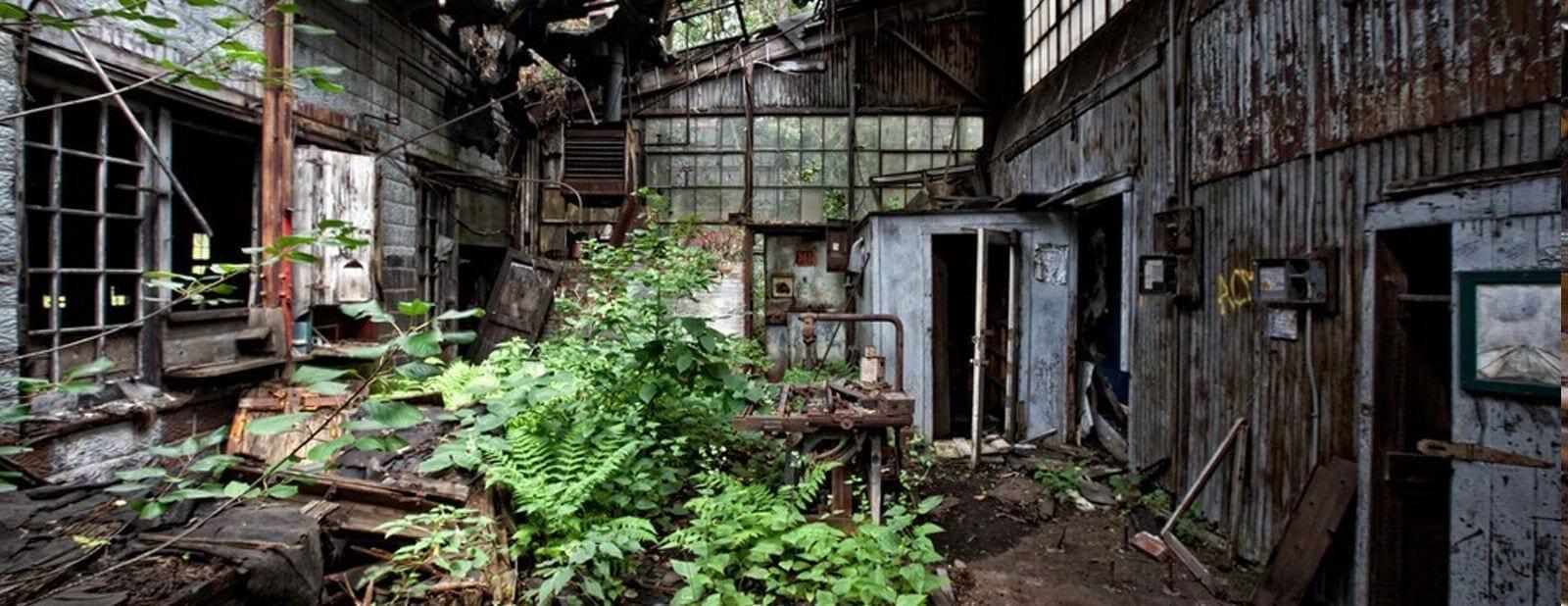 Abandoned America Fort Pitt
