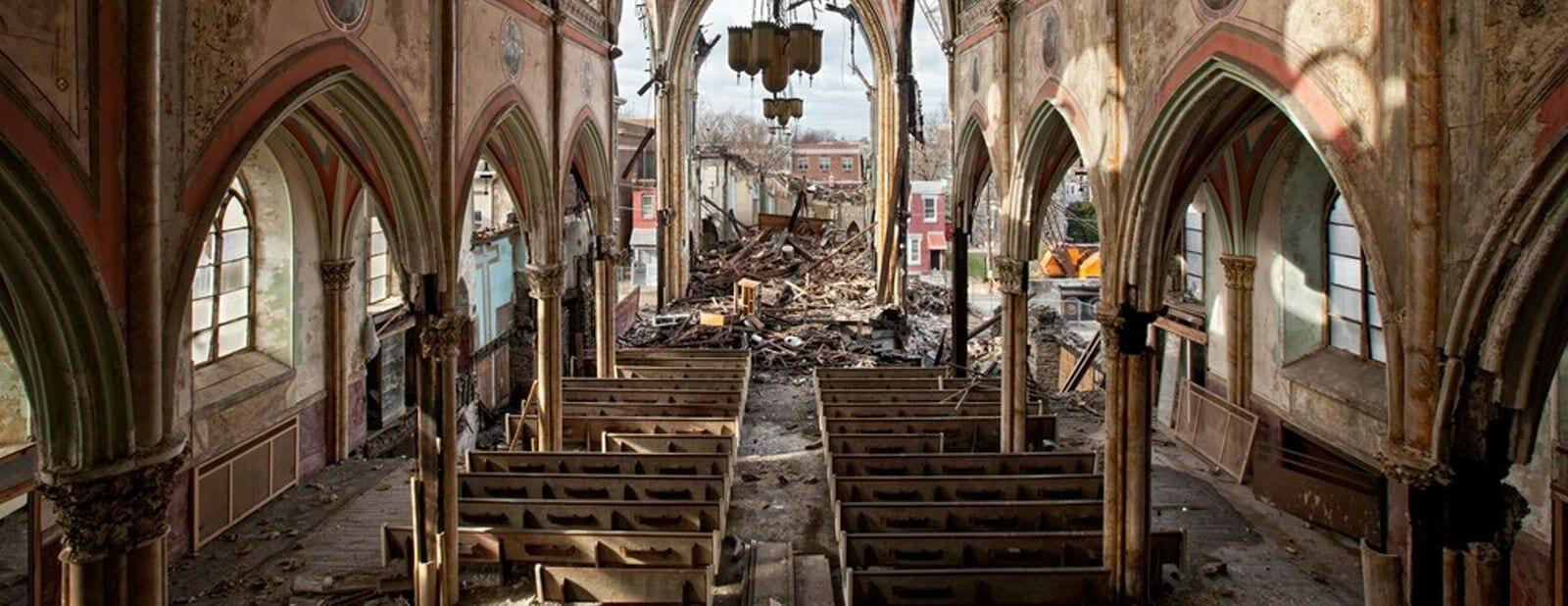 Abandoned America Saint Bonaventure