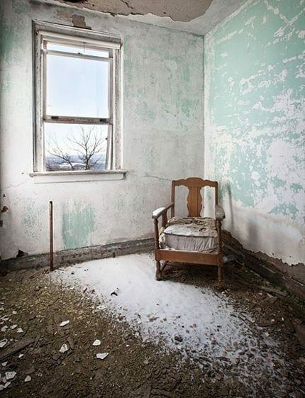 Abandoned America State Hospital