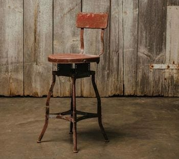 Toledo stool