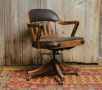 Shaw-Walker desk chair