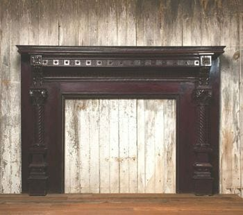 corinthian mantle