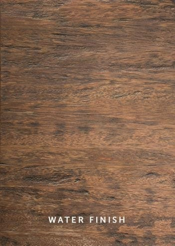 jatoba water finish