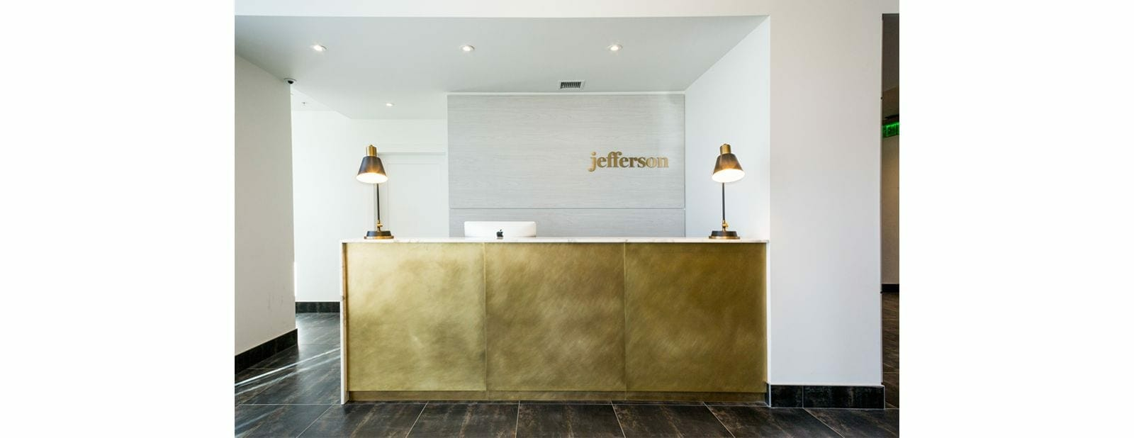 presidential city jefferson reception desk 3