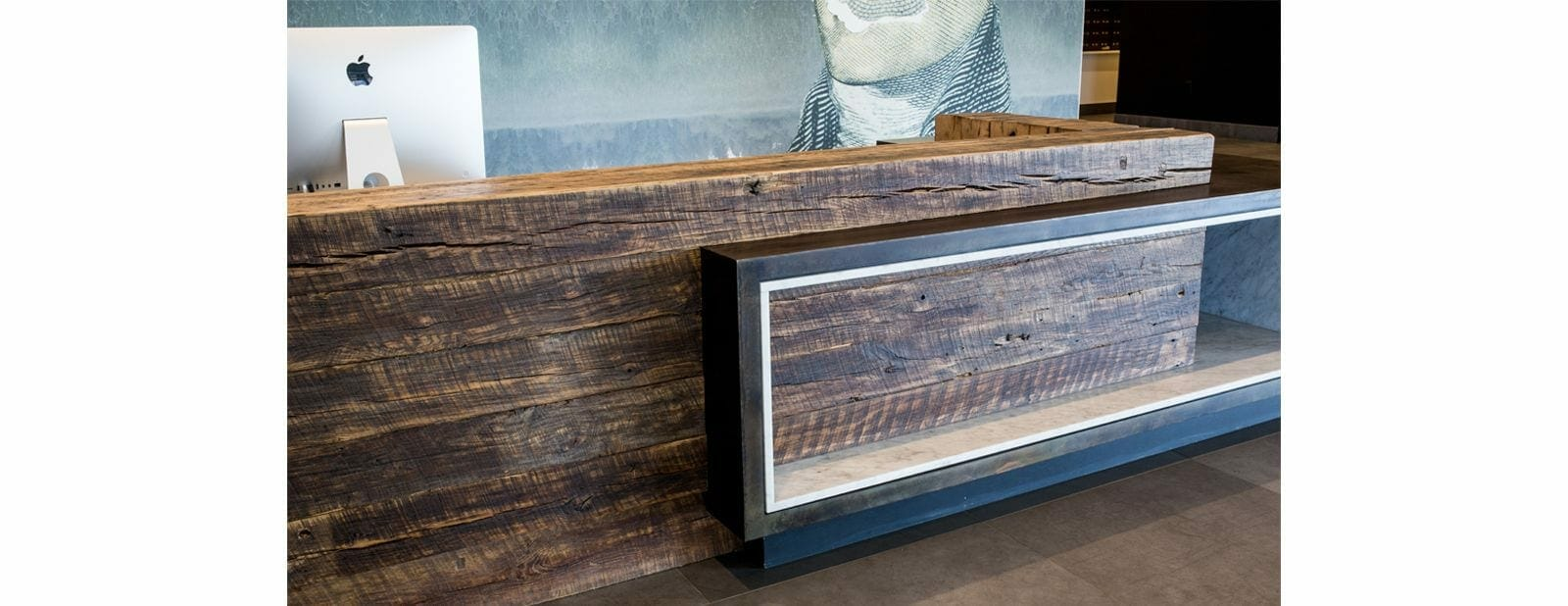 presidential city jefferson reception desk