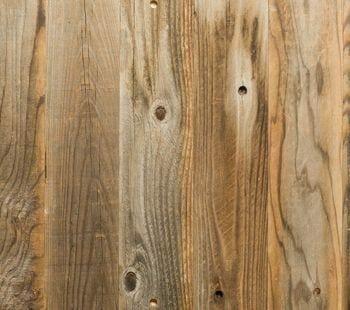 redwood paneling