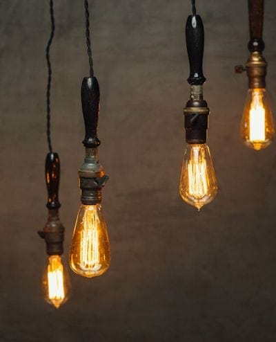 vintage trouble lights