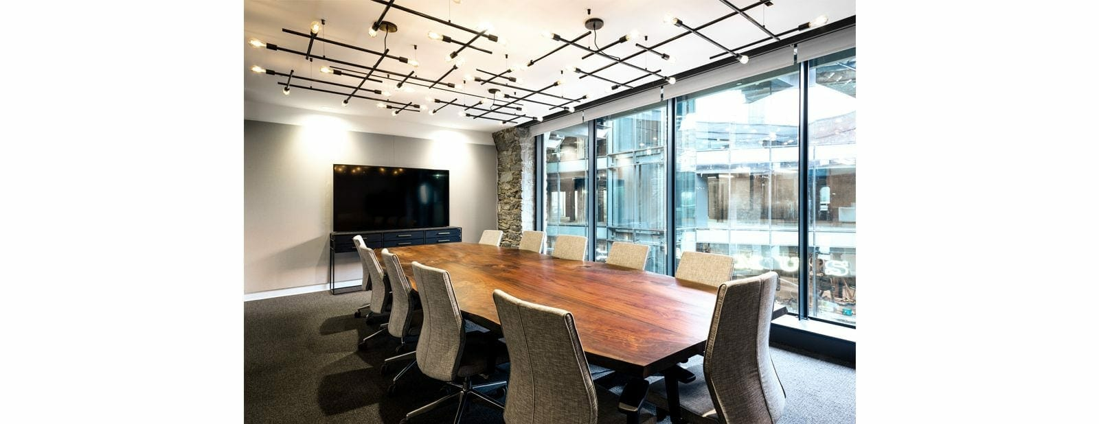 empire office conference table
