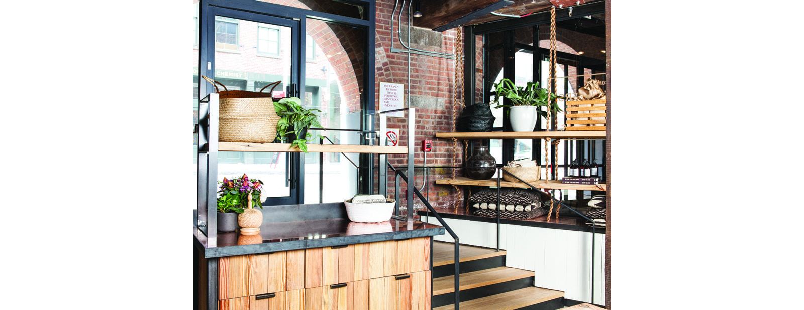 feed empire stores brooklyn shelving