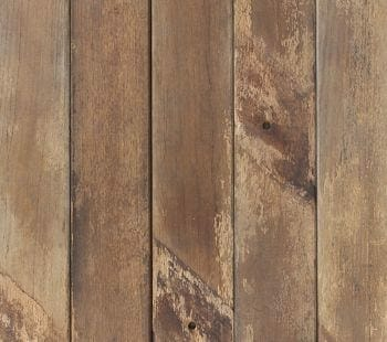 reclaimed old face ipe paneling