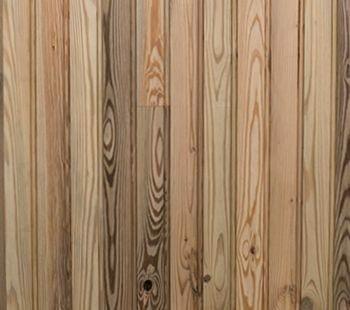 3 inch sinker pine paneling