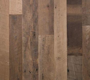circle sawn oak skins