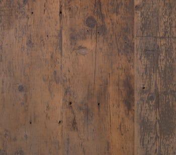 foot-worn antique pumpkin pine
