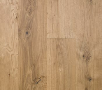 live sawn white oak bona finish