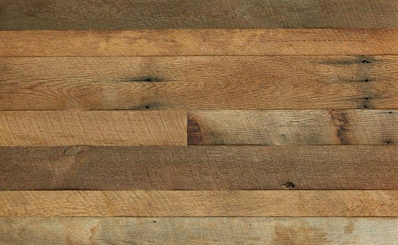 Original-Face Oak Flooring