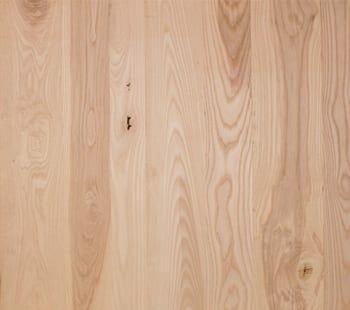 random width ash