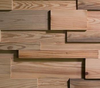 sinker pine dimensional paneling