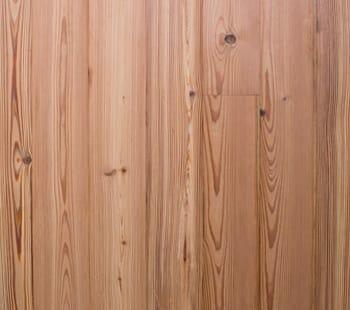 uniform width heart pine flooring