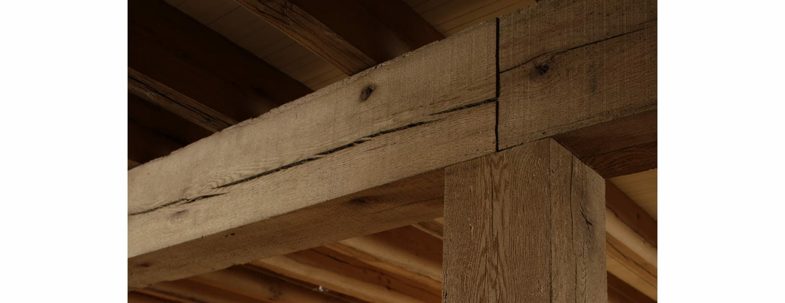 berwyn residence beam detail