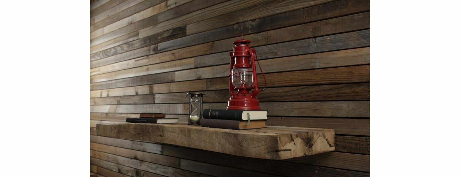 berwyn residence redwood paneling