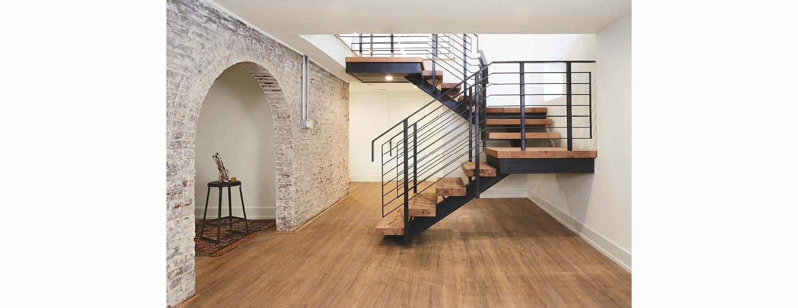 christian street residence basement