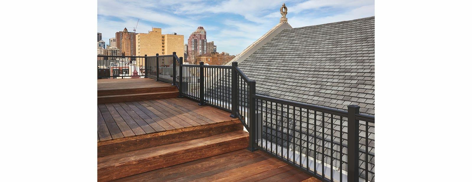 christian street residence roof deck