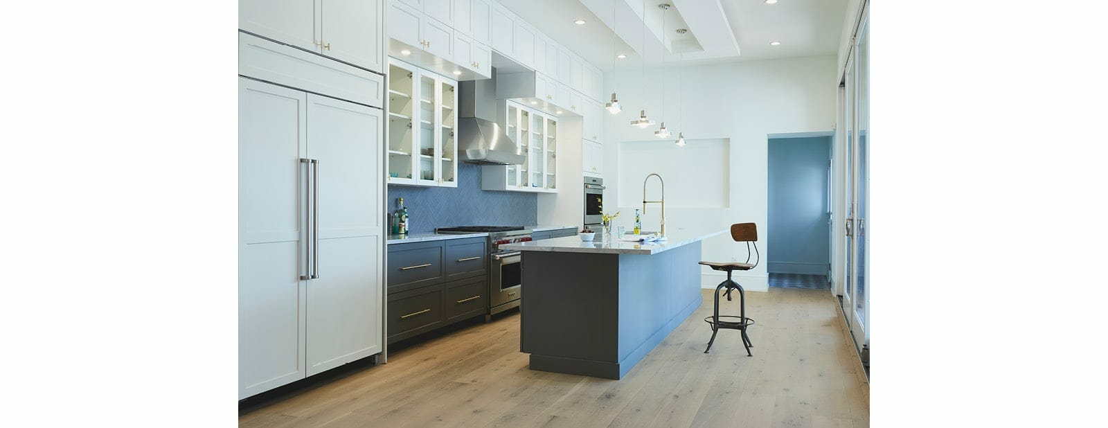 christian street residence kitchen