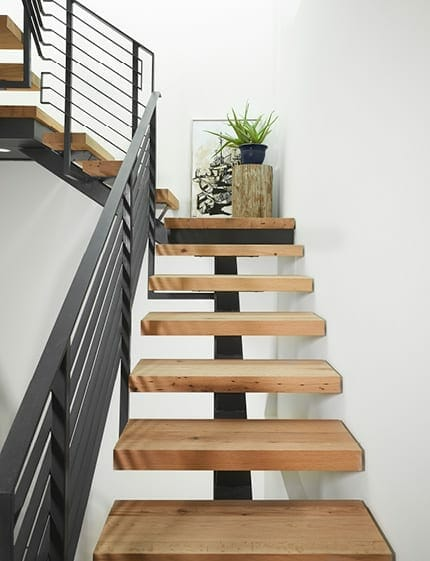 christian street residence oak stair treads