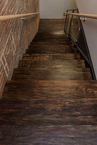 oil finish jatoba stair treads