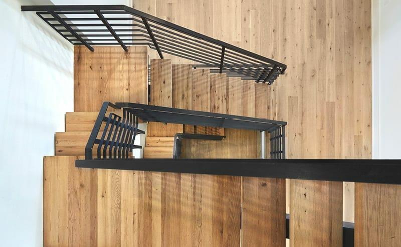 premium oak stair tread