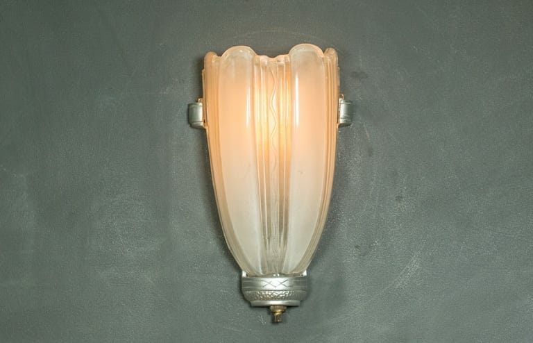 tulip deco lamp