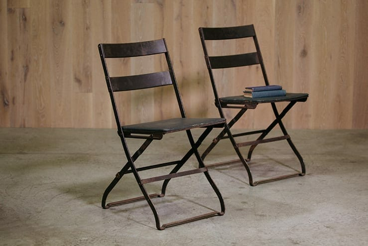 folding library chairs