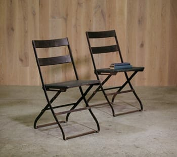 folding chairs with leather seats