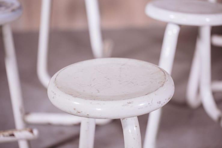 paper clip stool