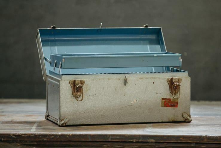Union Super Steel Tool Box